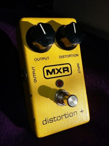 mxr distortion distortion plus electric guitar effects pedal guitar effects pedals guitar. Black Bedroom Furniture Sets. Home Design Ideas