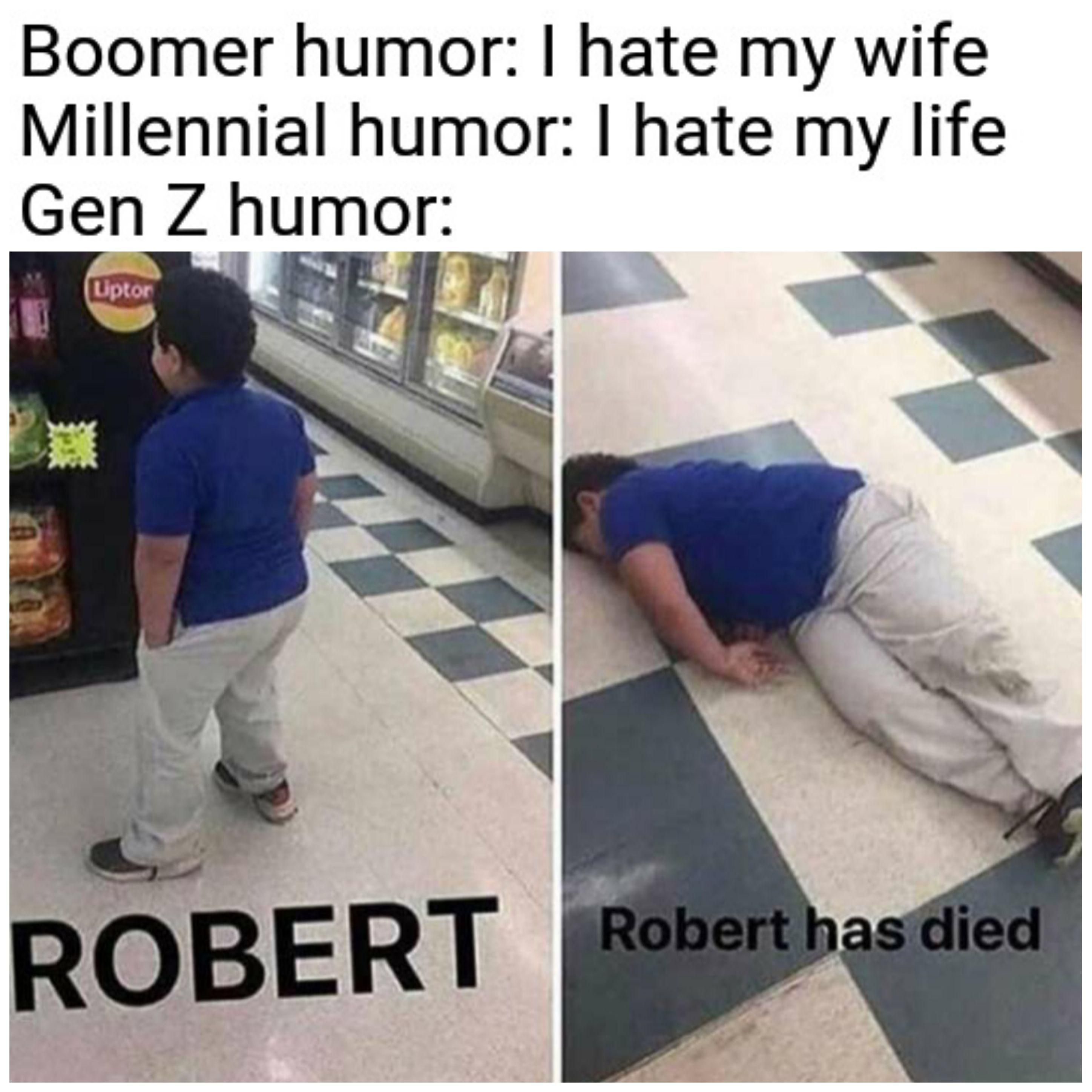 Oh No Not Robert Memes Funny In 2020