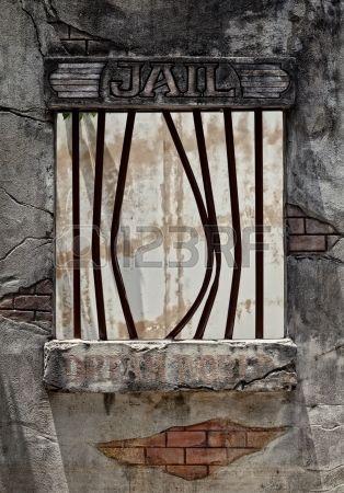 Window Of Jail After Prisoner Escape Prison Art Windows Prison