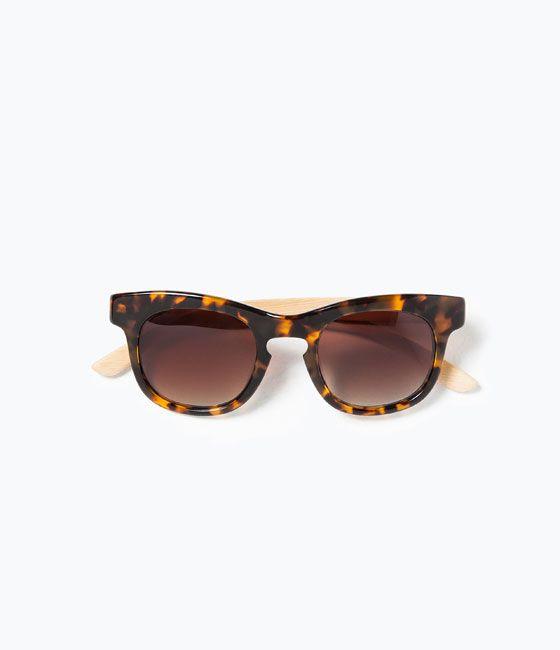 ZARA - HOMBRE - Gafas de sol de pasta