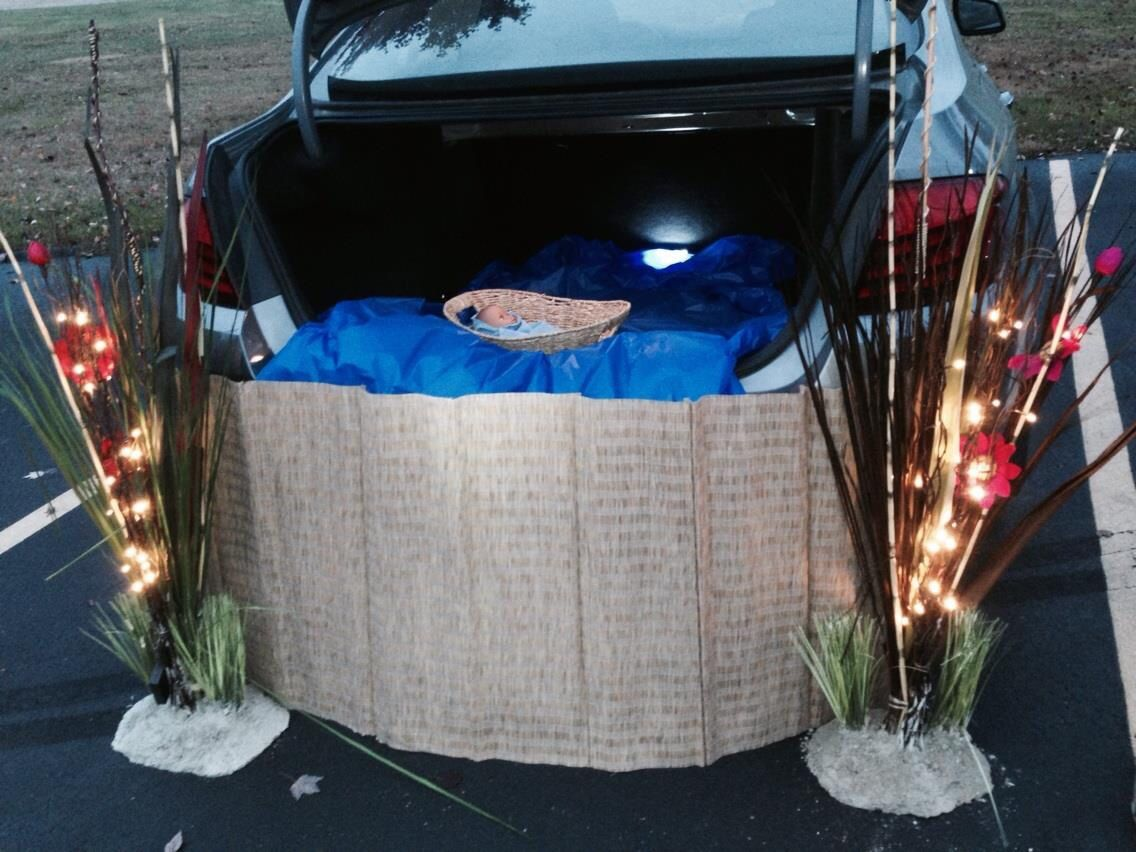 Bible Trunk Or Treat