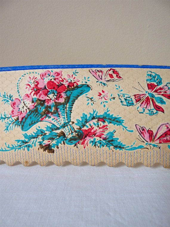 Wallpaper Frieze French Antique Wallpaper border With