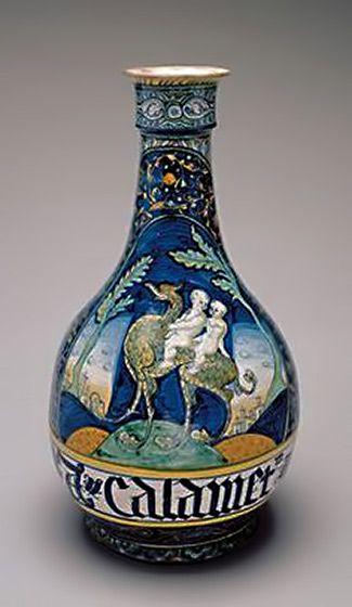 Alchemical Process Of Renaissance Potters Art Potier Renaissance