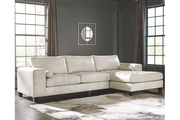 Best Nokomis 2 Piece Sectional Sectional Sectional Sofa 400 x 300