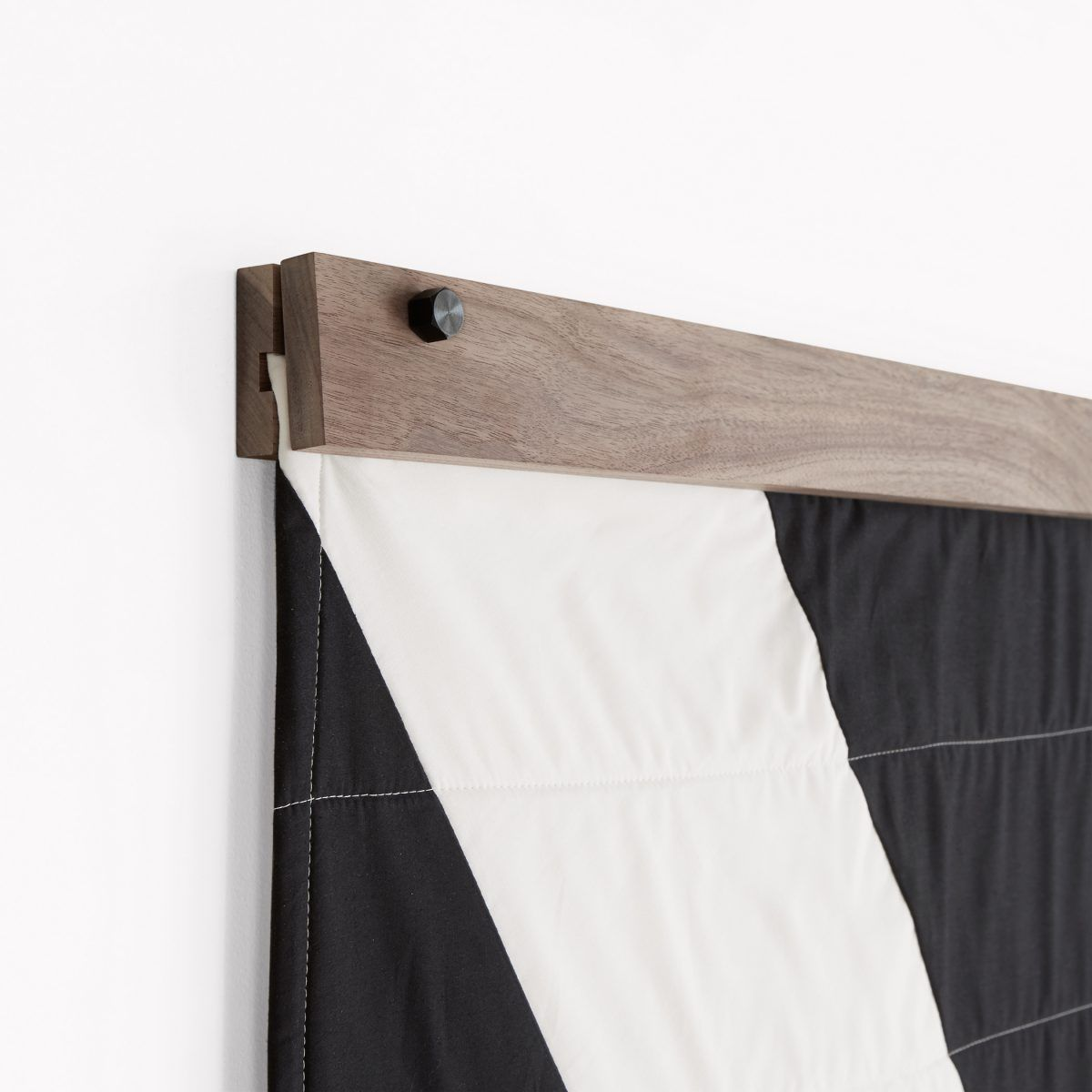 Wooden Little Quilt Hanger Handcrafted By Local Artisans In Minneapolis Mn Louise Gray Quilt Hangers Quilt Rack Quilt Wall Hangers