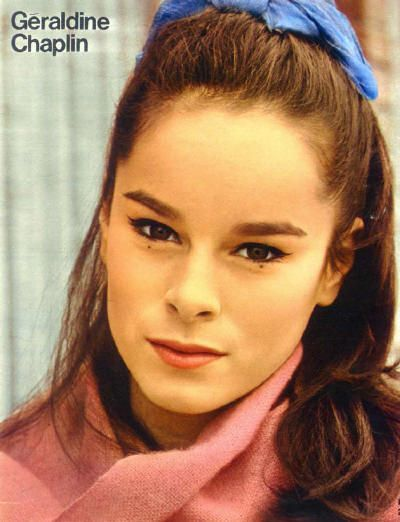 Image result for geraldine chaplin young | Kibbe FG/ Yang ...