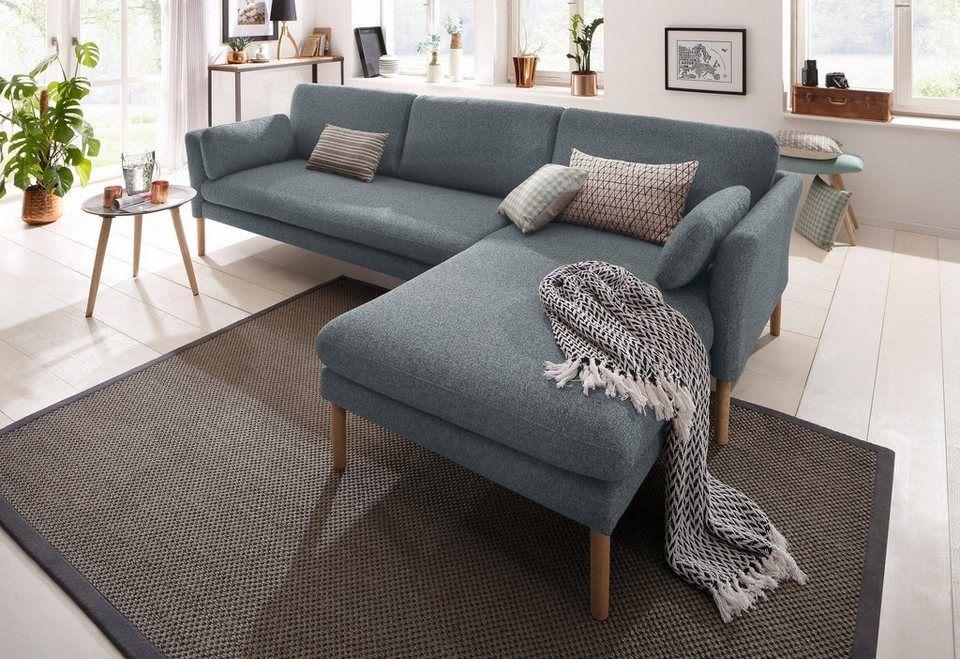 Ecksofa design  andas Ecksofa »Helsingborg«, in skandinavischem Design in 2 ...