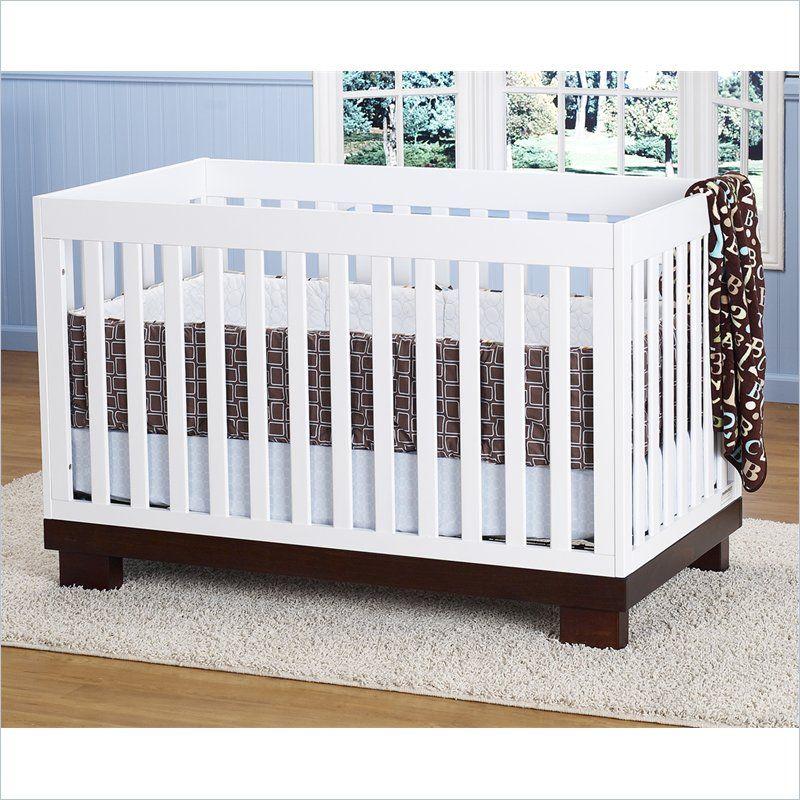 Modo 3 In 1 Convertible Crib Modern Baby Cribs Cribs