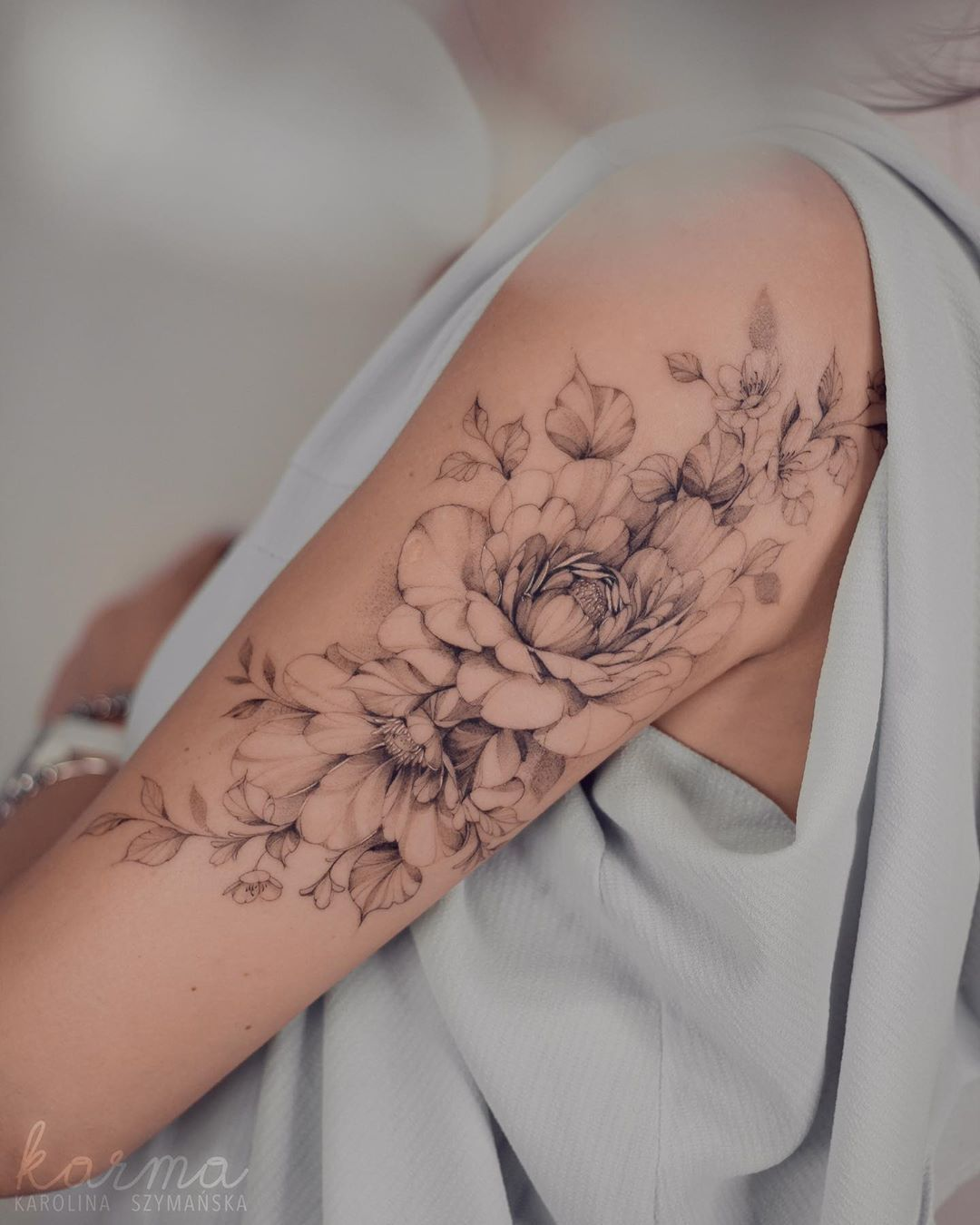 Tattoo artist Karolina Szymańska | Kraków, Poland | iNKPPL