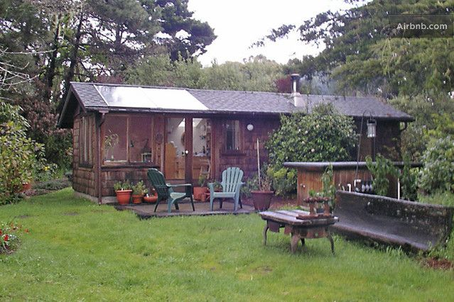 cozy cottage near mendocino ca walking distance to the dunes and rh pinterest com