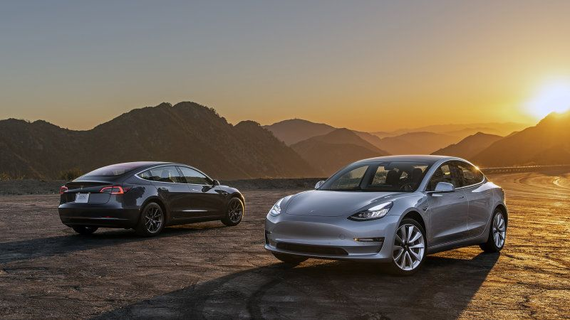 tesla is hand delivering the model 3 to speed up sales about auto rh pinterest com