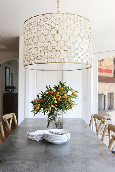 cottonwood style kitchens dining rooms concrete dining table rh pinterest com