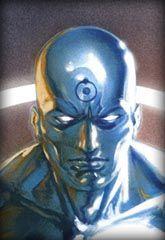 Dr  Manhattan (Jonathan Osterman) DC Watchmen Superpowers