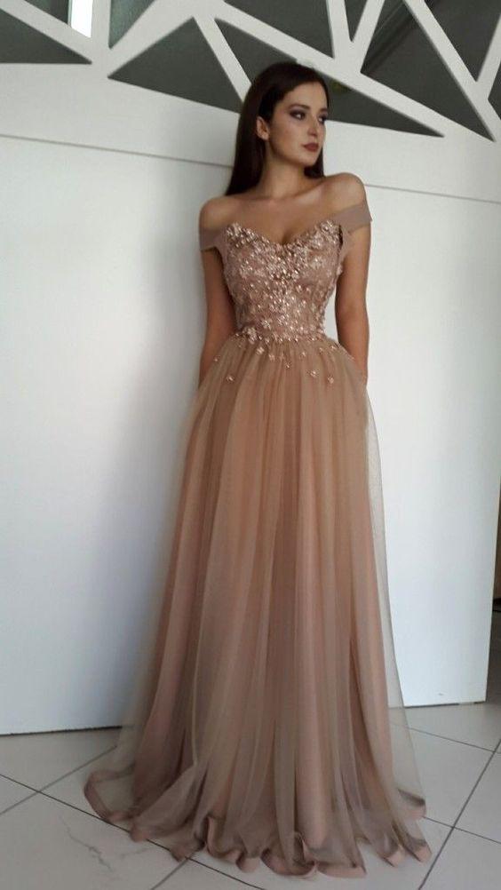 15 Vestidos largos tan lindos que soñarás con ellos