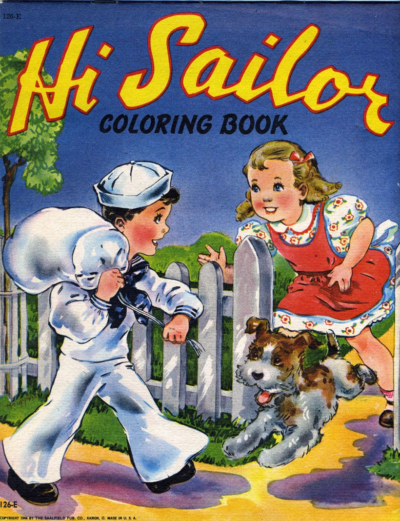 Q Is For Quilter Vintage Coloring Books Coloring Books Vintage Illustration