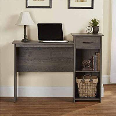 amazon com mainstays student desk home office bedroom furniture rh pinterest com