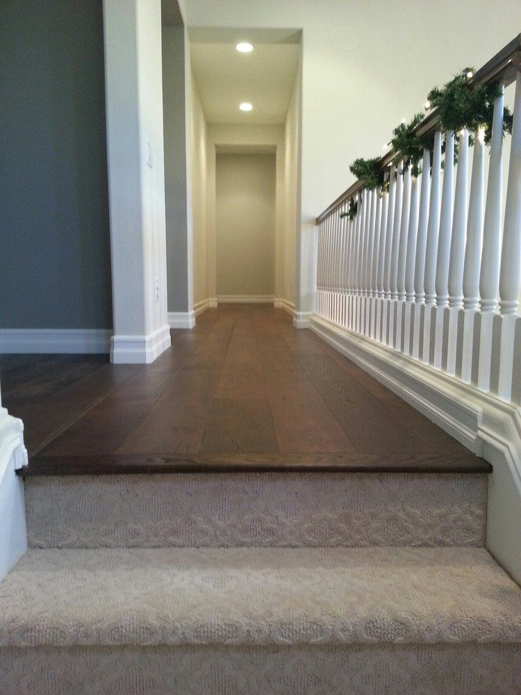 Incredible carpets flooring orange ca united states for Hardwood floors upstairs