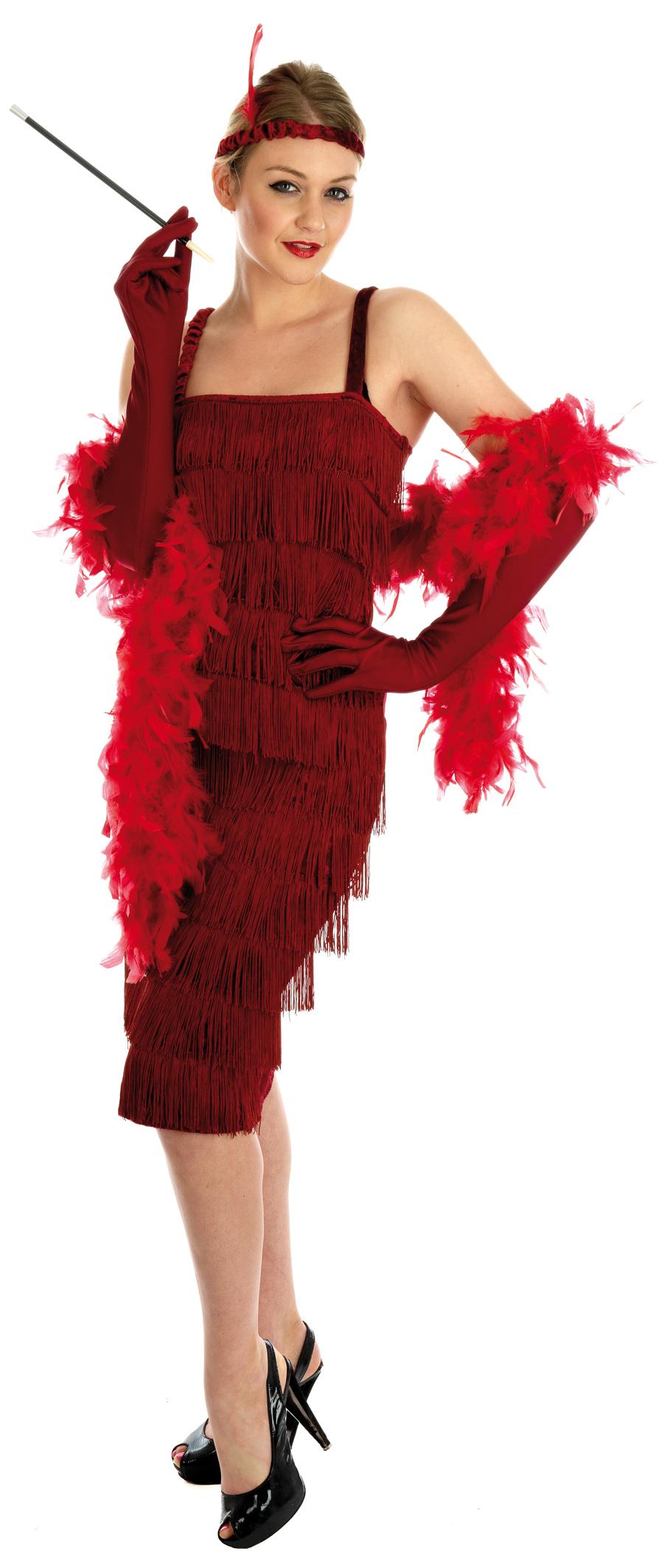 Roaring 20 s Ladies Costume  3edf7a21b58b