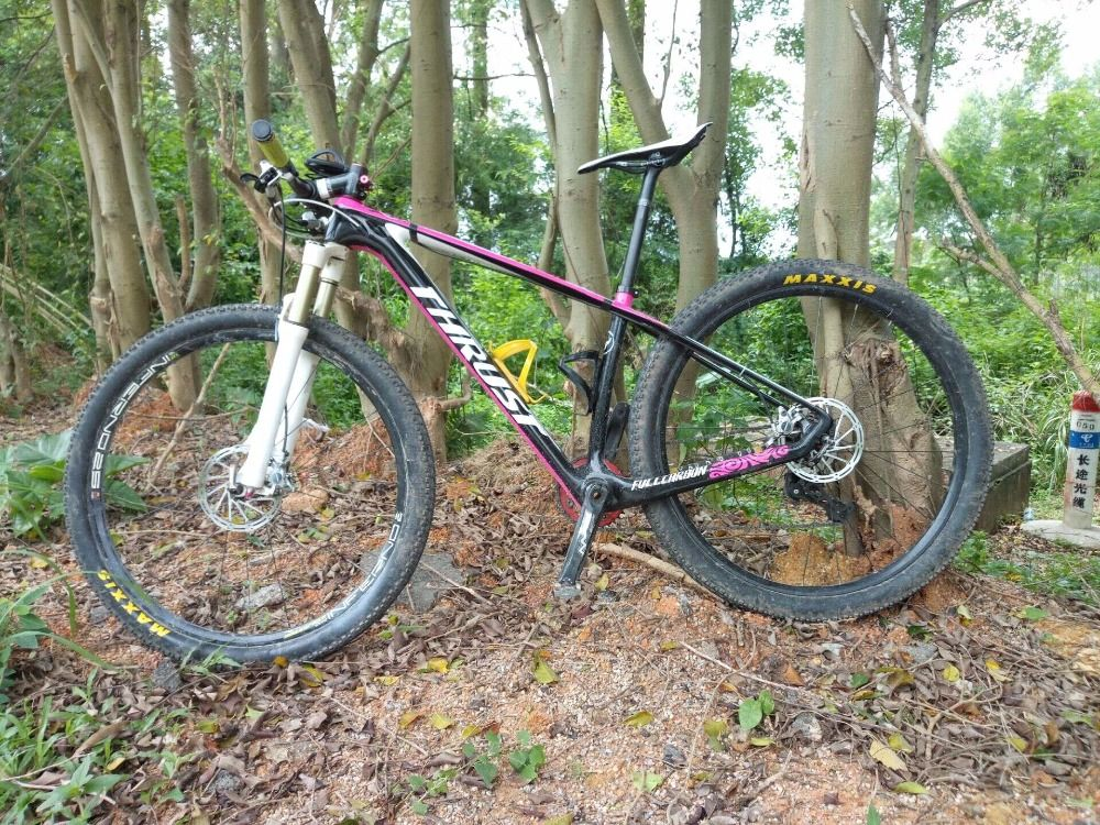trident thrust mtb complete bike 27.5/29er carbon frames bicycle ...