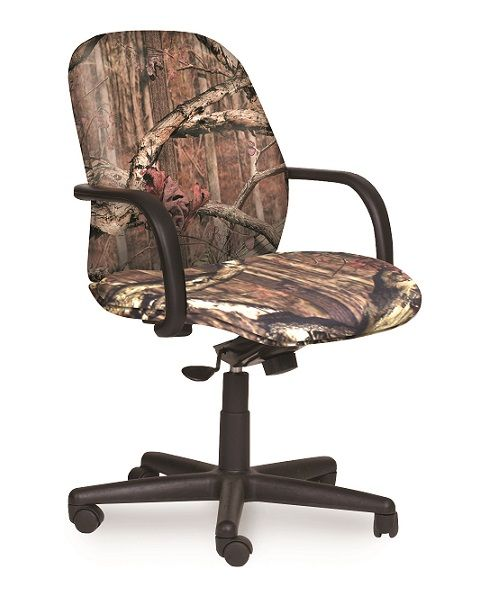 Camo Office Chair For The Duck Dynasty Fan In You