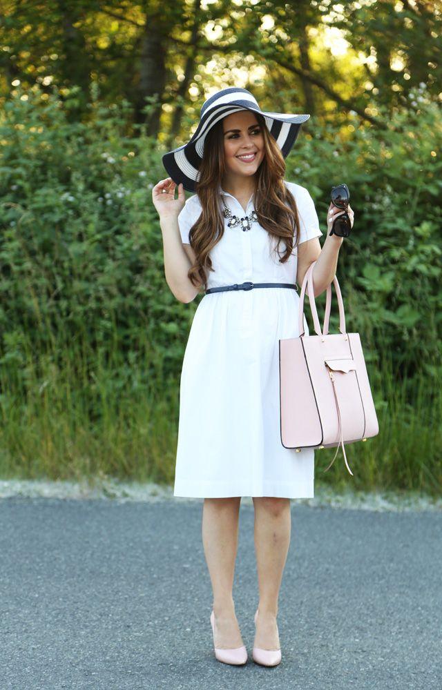 iMyne Fashion: Shopping Your Favorite Designer | Rebecca Minkoff. Light  pink heels. White