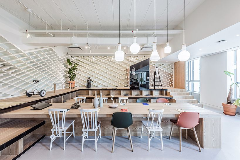 aworks adds garble house structure to samsung\u0027s shareXperience lab