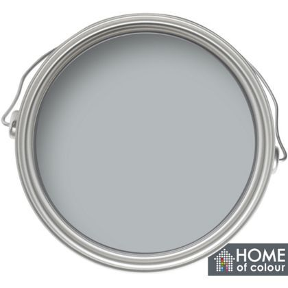 home of colour dove grey quick drying gloss paint 750ml at rh pinterest com