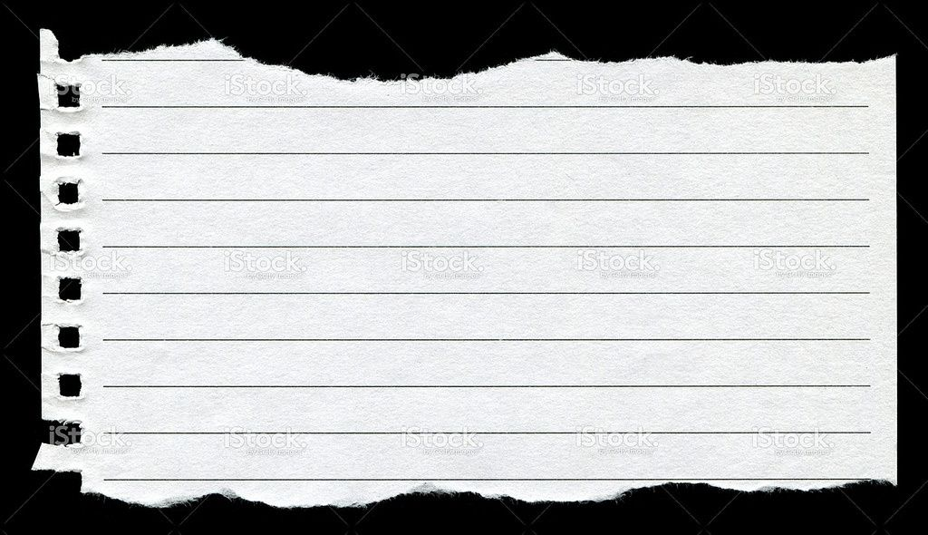 Torn Notebook Page Background Texture Xxxl Stock Image Flickr With Regard To Ripped Notebook Paper Texture22238 Picsart Png Patchwork
