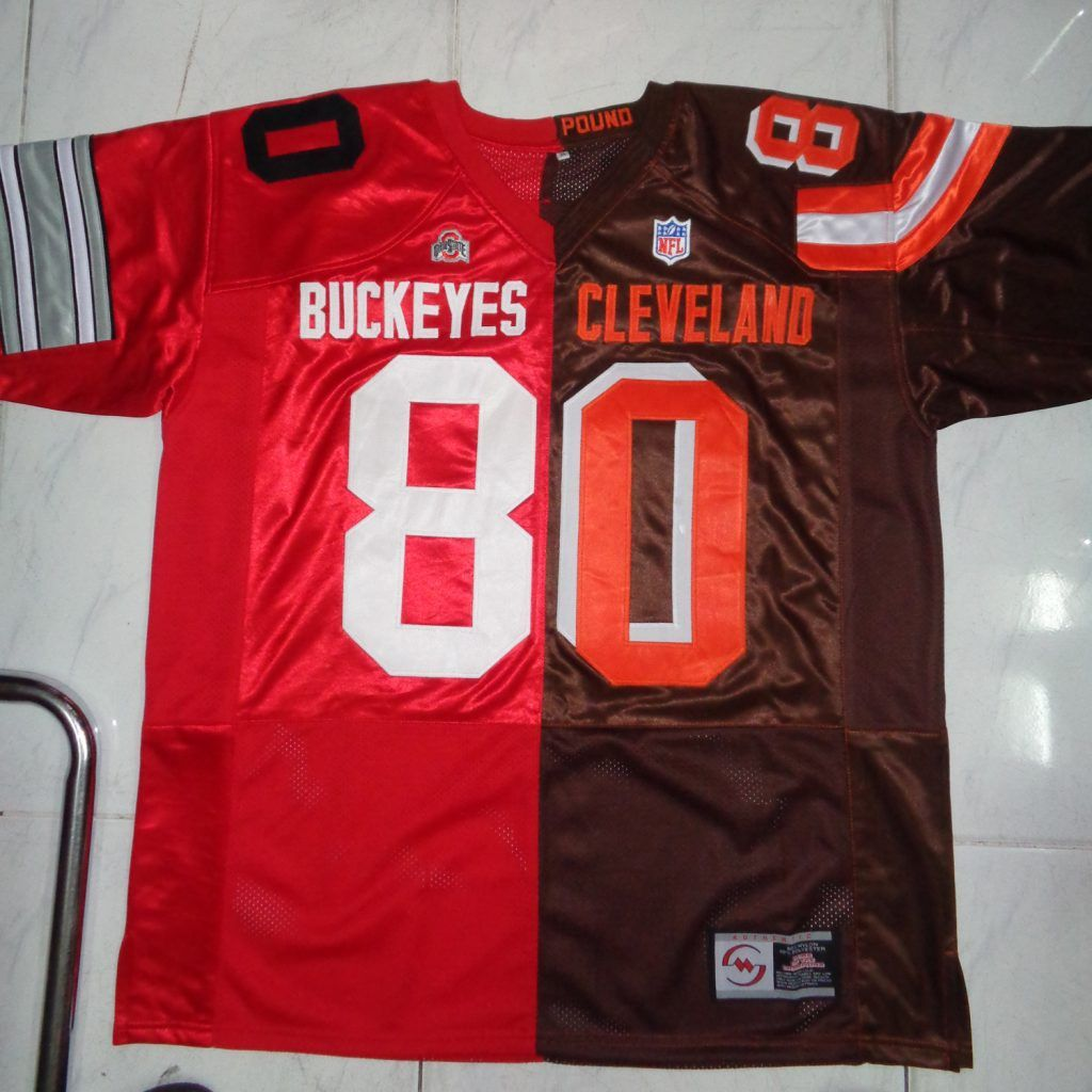Custom Split Football Jerseys for any team 3b789196e