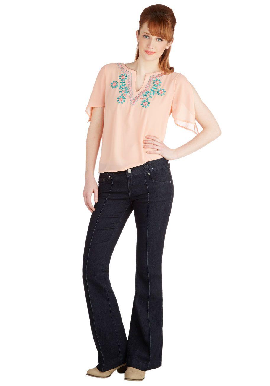 Inherit Good Jeans | Mod Retro Vintage Pants | ModCloth.com