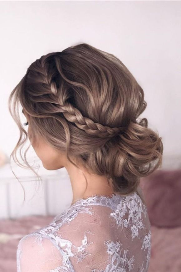 35+ Pretty Prom Hairstyles With Long Hair Easy To Copy In 2020