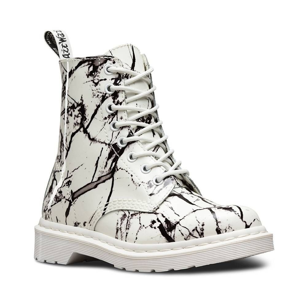 Womens Dr. Martens Pascal Marble Boot