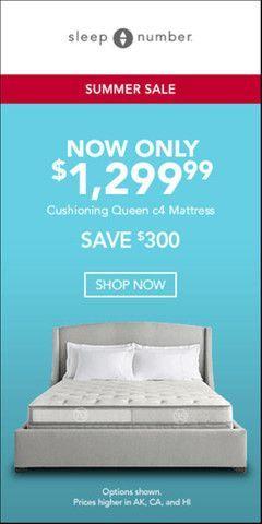 Sleep Number Sale July 10 – 24, 2017 – Sleep Number weekly ...