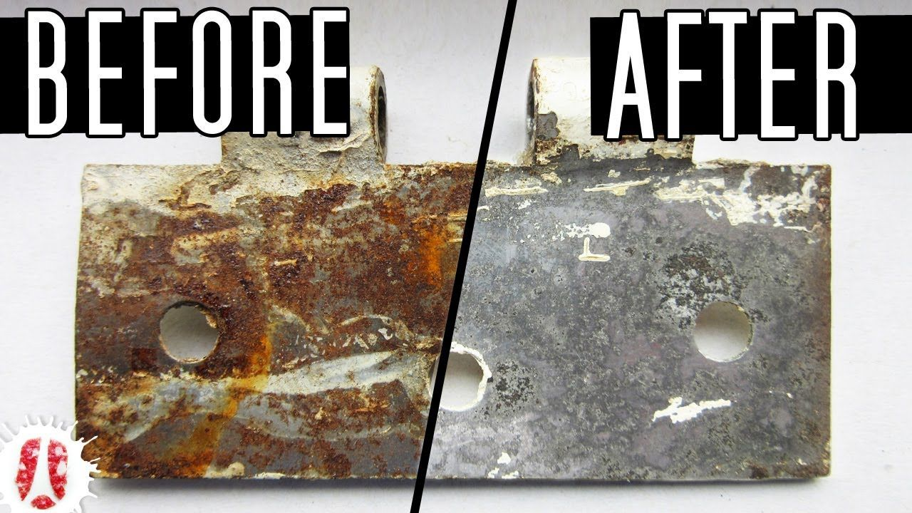3 Easy Natural Ways To Remove Rust From Metal Rust HOWTO
