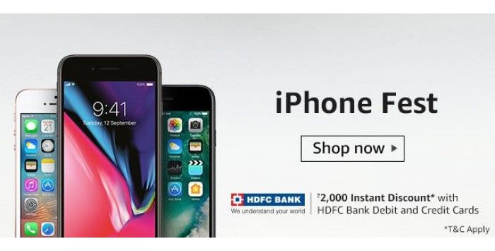 Amazon IPhone Fest | Mobile Phones Price Comparison | Mobile