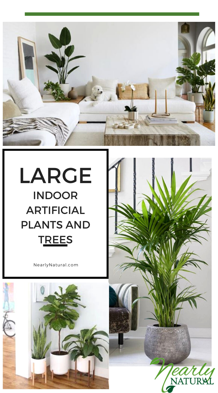 Large Indoor Artificial Plants And Trees In 2020 Artificial Plants Artificial Indoor Trees Artificial Plants And Trees