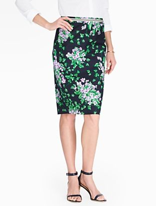 Talbots - The Pencil Skirt | | Misses Discover your new look at Talbots. Shop our The Pencil Skirt for stylish clothing and accessories with a modern twist at Talbots