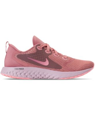 ea542657e8349 Nike Women s Legend React Running Sneakers from Finish Line - Red 5