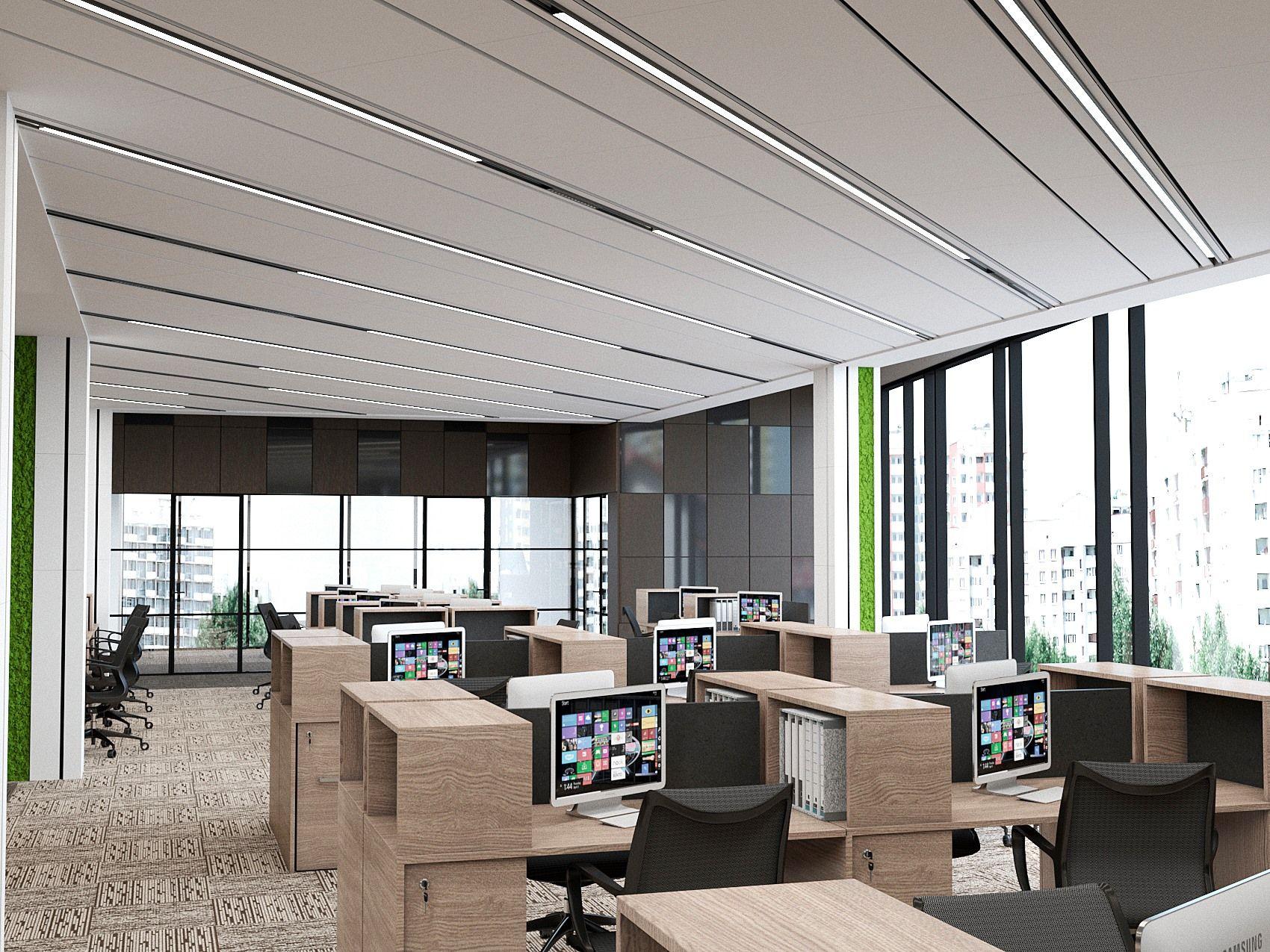 open space офис, дизайн интерьера | Outdoor decor, Home decor, Decor