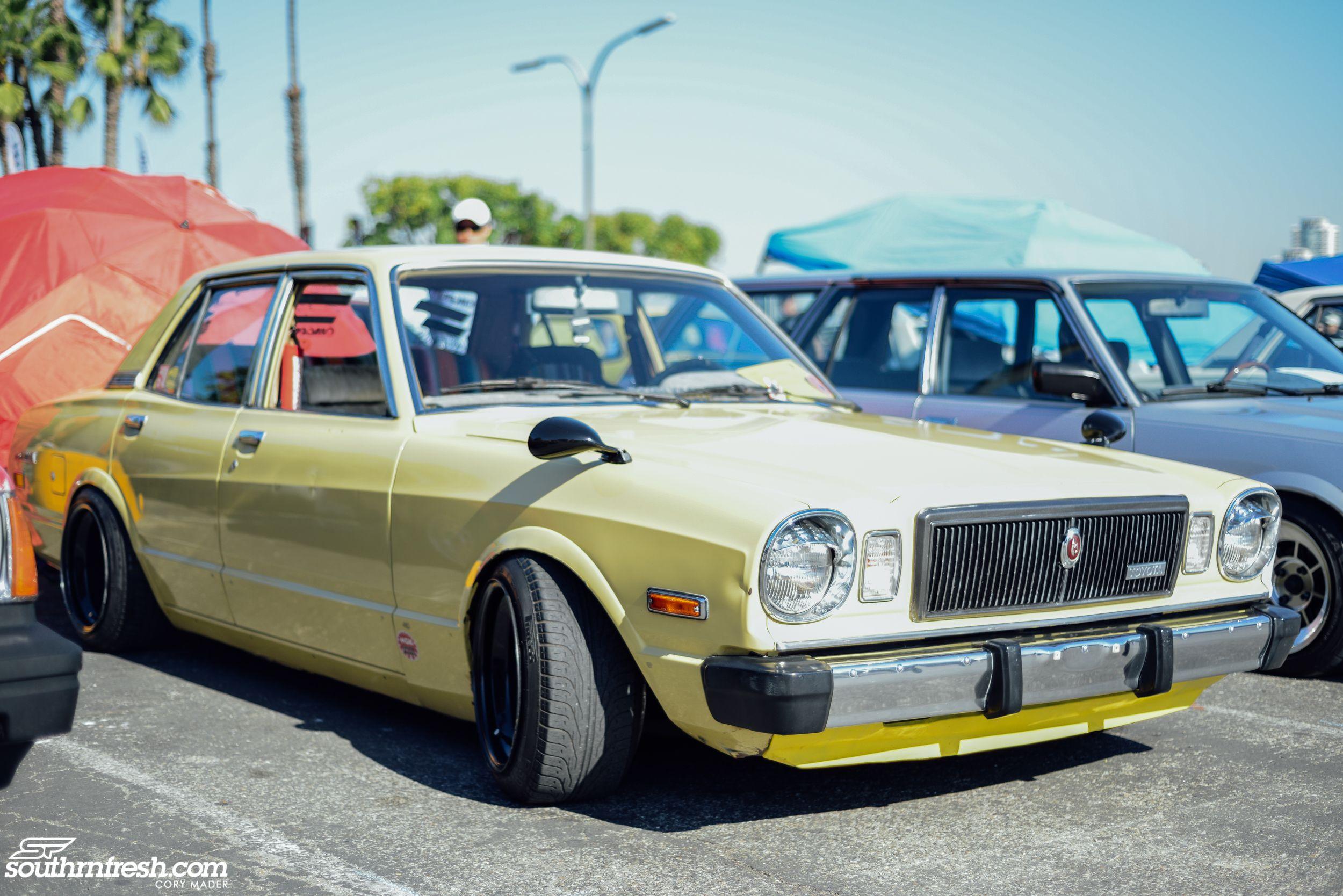Japanese Classic Car Show In Long Beach SLEDGE HAMMER - Japanese classic car show