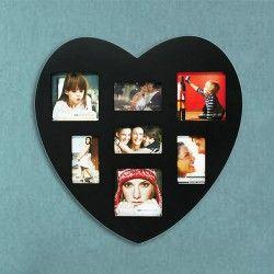 Drewniane Serce na 7 Zdjęć