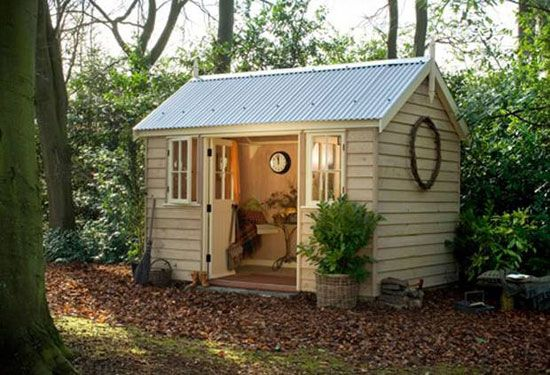Since I Have A Shed Big Enough For A Family Of Four  Turn An Outdoor, Storage  Shed Into A Reading Room, Craft Room, Play Room, Etc.