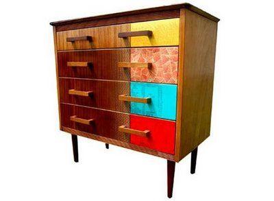 Zoe Murphy Upcycled furniture