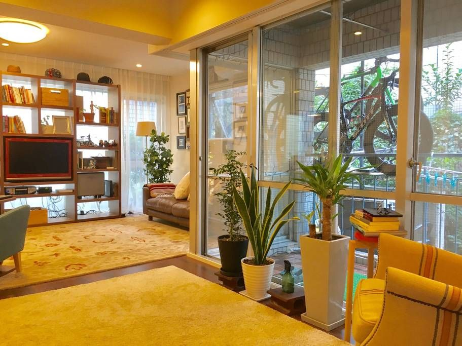 Humble Abode in Central Tokyo - Apartments for Rent in ...