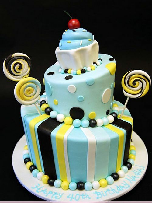 Cute Birthday Cakes Tumblr Birthday Cake Ideas ...