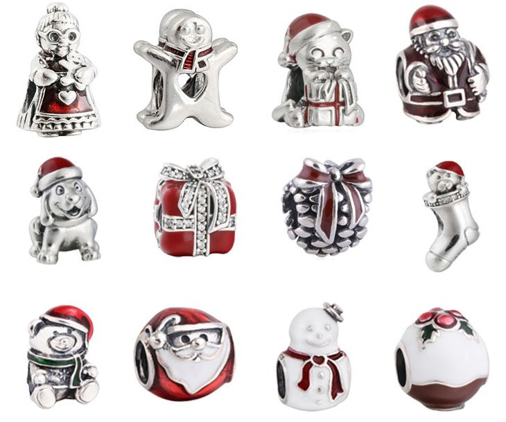Pandora Christmas Charms.2016 Pandora Christmas Collections 2016pandorachristmas