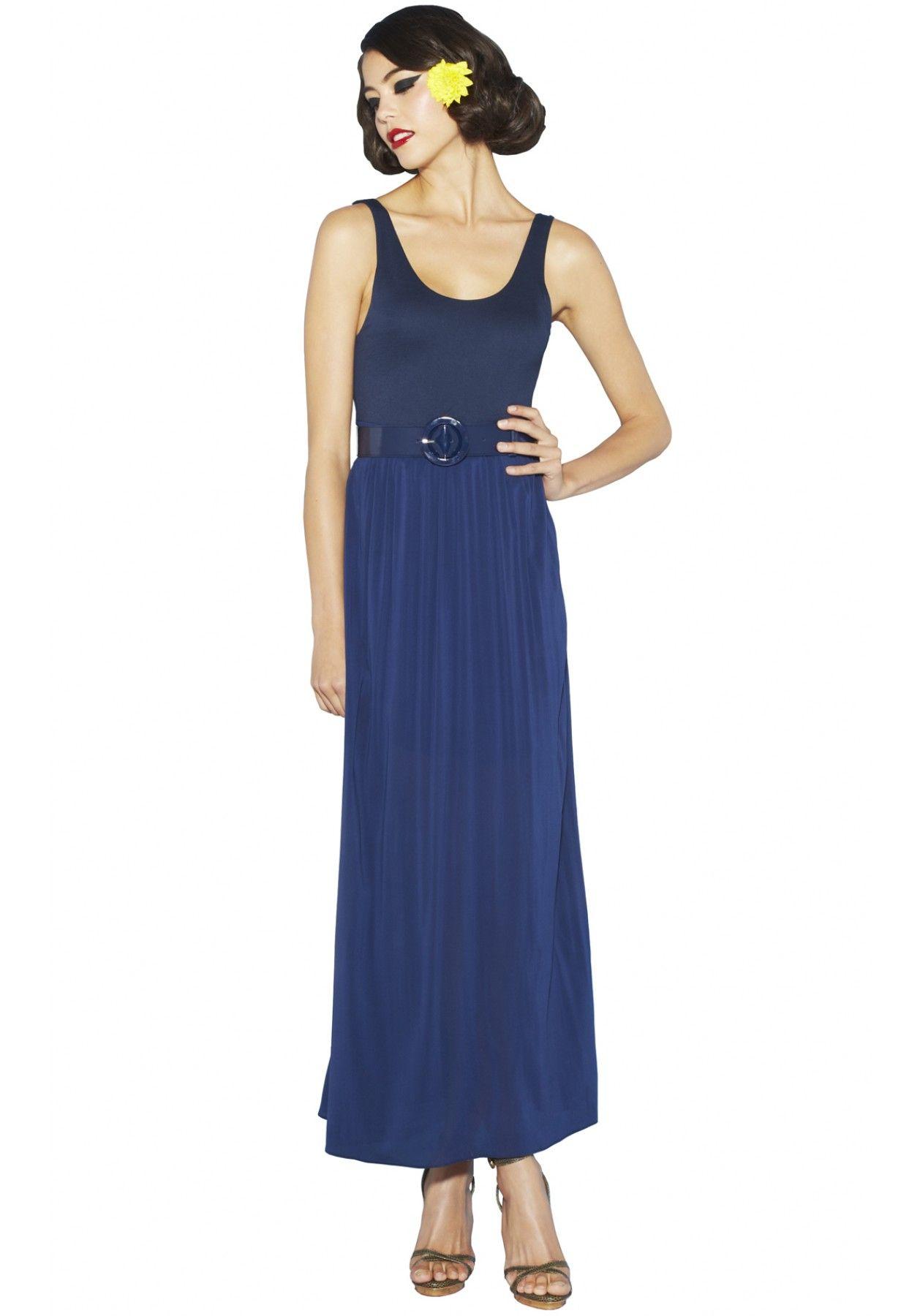 Kell Tank Maxi Dress With Belt Alice Olivia Dresses Maxi Tank Dress Maxi Dress [ 1800 x 1258 Pixel ]