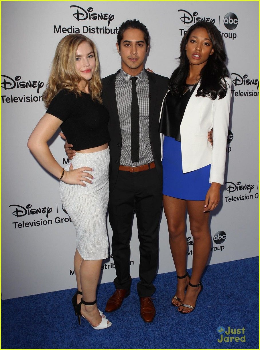 Maddie Hasson, Avan Jogia & Kylie Bunbury | Movie/Tv ...