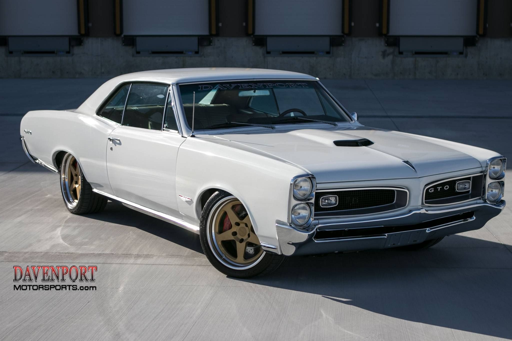 Is this what makes men stare at goats? This gorgeous \'66 #Pontiac ...