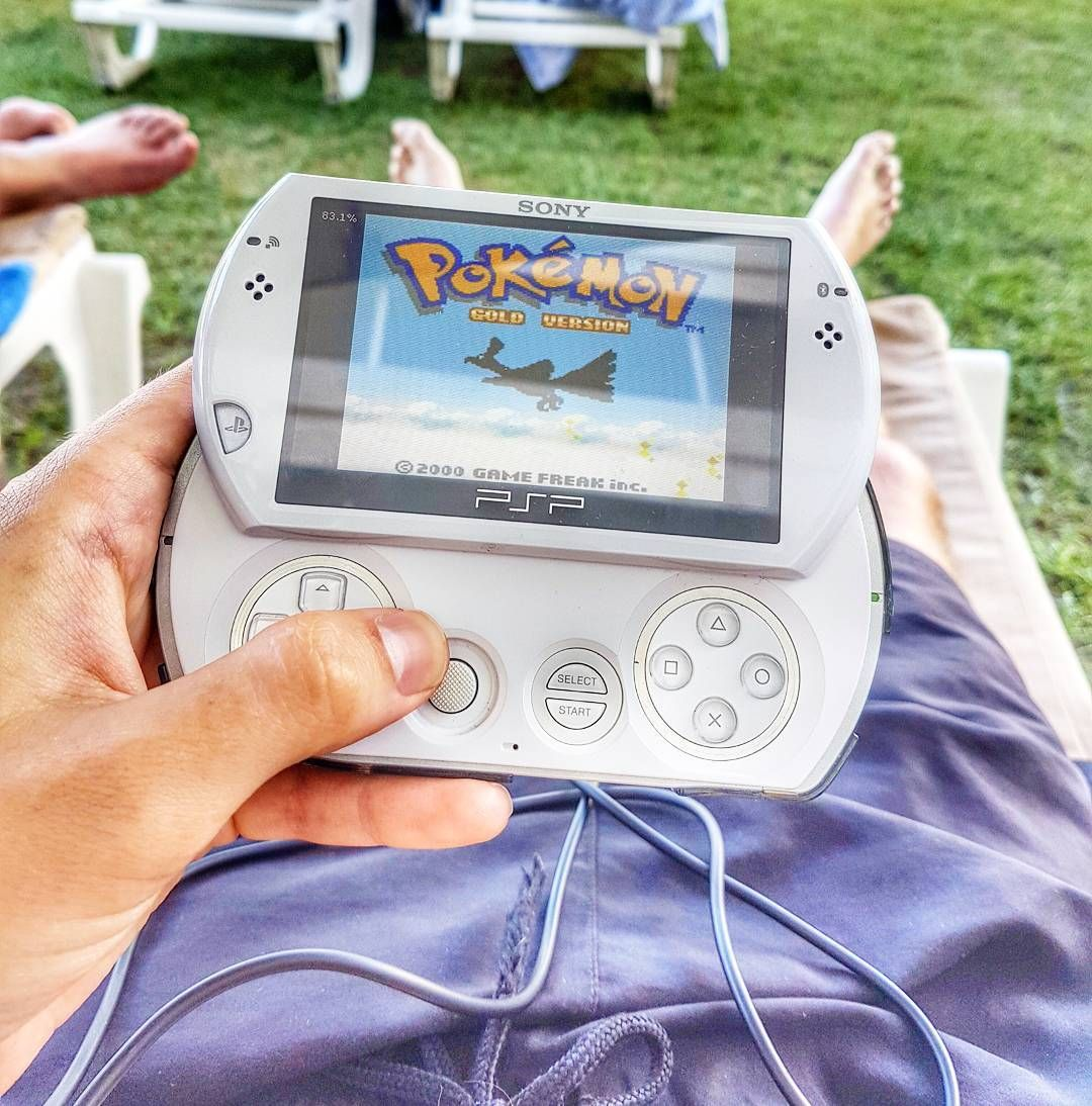 Pokémon Is Always A Good Idea Game Pictures Game Console Psp